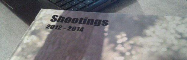 Shootings - livre photo